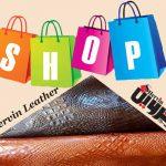 فروش انواع چرم صادراتی طبیعی
