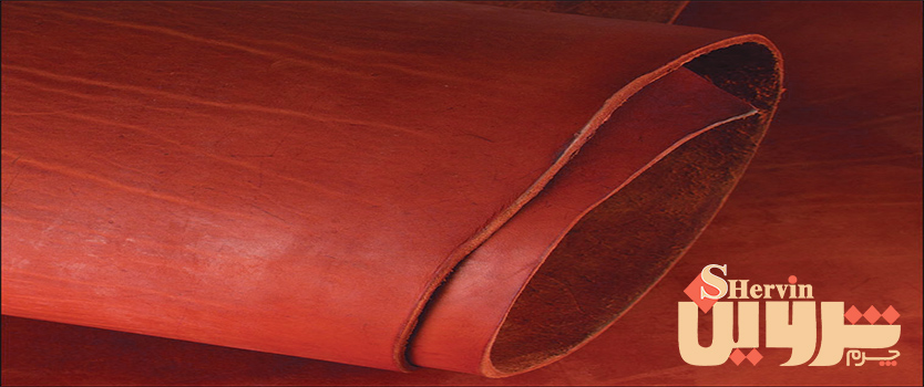فروش عمده چرم طبیعی گاوی کفشی