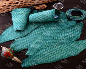 فروش چرم پوست ماهی